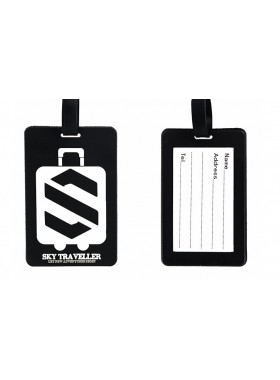 Premium PVC Luggage Suitcase Travel Tag